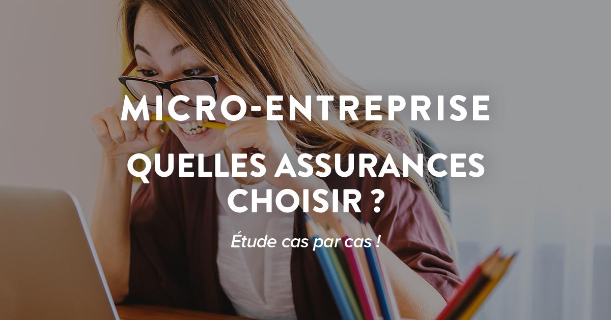 Image de couverture pour : Entrepreneurs et micro-entrepreneurs, quelles assurances choisir ?